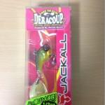 ジャッカル新作のDERACOUP(デラクー)購入!そして、早速バスGET!