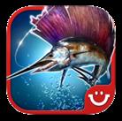 人気釣りアプリ「釣りオン!」にダイワ製品が登場。スティーズもあったんだが現実世界同様クソ高い・・・。