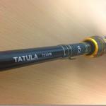 ロッドTATULA(タトゥーラ)をデビューさせてきたので、その感想を思いのまま書きます。