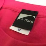 「A-Slang」のTシャツデザイン、完成しました。~後半~