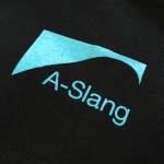 「A-Slang」、発売開始です。