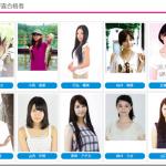最終審査へ進出した「アングラーズアイドル2016」候補者10名。