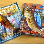 ブラジルの釣り雑誌からわかること。日本製リール・ルアーが大人気。