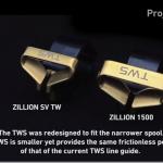 よりコンパクトに!「ジリオンSV TW」、新しくなったのはスプールだけではなかった。