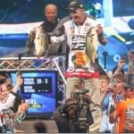 【修正/約3キロです】優勝者エドウィン・エバース、約4キロのビッグフィッシュ賞も獲得か