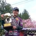 【JBトップ50】第1戦の優勝者は小森嗣彦さん!6年ぶりの5度目!