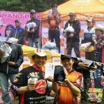 2016「H-1グランプリ」第1戦(相模湖)、優勝は21歳の若手選手!
