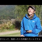 実はXPERIAの動画に、川村光大郎さんがガッツリ登場している