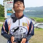 H-1グランプリ第5戦(津久井湖)、優勝は佐藤光選手! そして、年間総合優勝はオリキンさん!