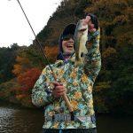 【亀山バス釣り】こんなにリーダー長いの?ドラッキングでの冬場ディープ攻略を楽しんできた