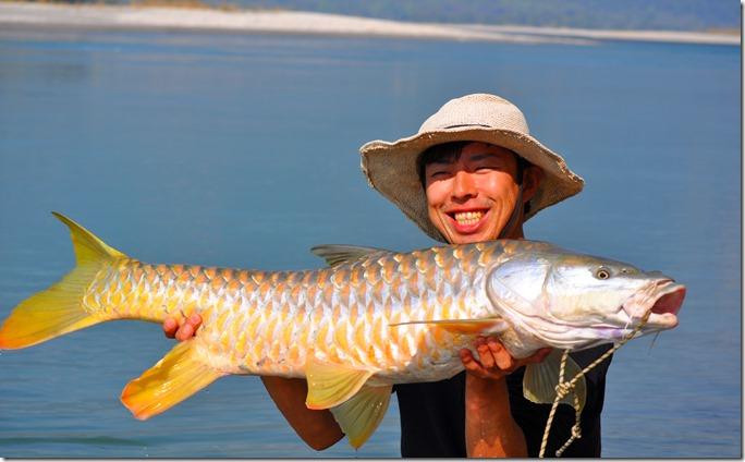 ゴールデンマシール(ネパール)2
