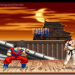 「Goku VS Street Fighter 2」とかいう動画、これはアラサー世代には堪らない。