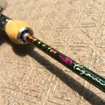 「パガーニトラッド」、完全受注生産のトップ専用ロッド。この釣りでしか味わえない感激ってあります