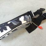 自動膨張式ライジャケ「ラフトエアジャケット VF-052K」を購入。手動タイプから買い換えたその理由